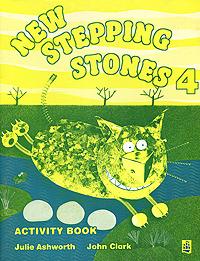 лучшая цена New Stepping Stones 4: Activity Book