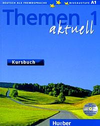 лучшая цена Themen Aktuell 1: Kursbuch (+ CD-ROM)