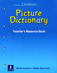 Longman Children's Picture Dictionary: Teacher's Resource Book clothes and fashion picture book