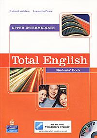 Total English: Upper Intermediate: Students' Book (+ DVD-ROM) cutting edge upper intermediate students book dvd rom