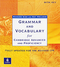 Grammar and Vocabulary for Cambridge Advanced and Proficiency side r grammar and vocabulary for cambridge advanced and proficiency w key