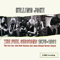 Killing Joke Killing Joke. The Peel Sessions 1979-1981 killing joke london