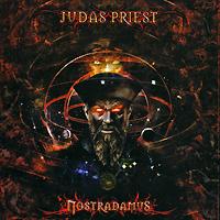 Judas Priest Judas Priest. Nostradamus (2 CD) judas priest judas priest angel of retribution 2 lp 180 gr