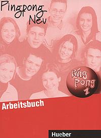 Pingpong Neu 1: Arbeitsbuch