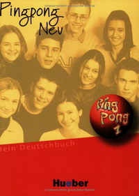 Pingpong Neu 1: Lehrbuch pingpong neu 1 2 cds zum lehrbuch