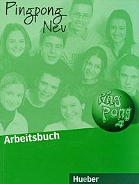 Pingpong Neu 2: Arbeitsbuch