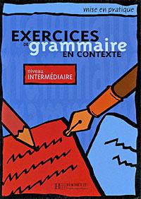 Exercices de grammaire en contexte цена