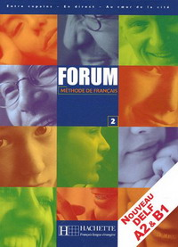 Forum 2: Methode de francais: Livre de l'eleve echo b1 2 methode de francais брошюра cd