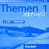 Themen aktuell 1 (аудиокнига на 2 CD) hagen d herst themen aktuell kursbuch 2 level 2