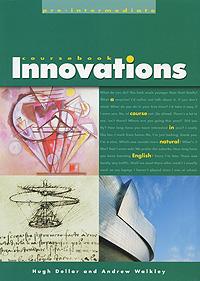 Innovations Pre-Intermediate: A Course in Natural English: Coursebook цена в Москве и Питере