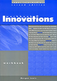 Innovations Upper-Intermediate: Workbook цена в Москве и Питере