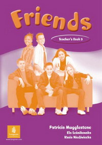 Friends 3: Teacher's Book