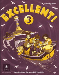 Excellent: Activity Book Level 3 (Excellent) excellent 1 pupils book