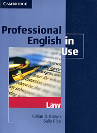 Professional English in Use: Law english vocabulary in use elementary