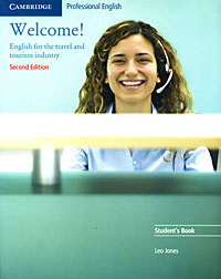 Welcome! Student's Book language use and communication of mdgs