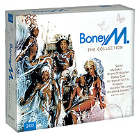 Boney M Boney M. The Collection (3 CD) boney m boney m nightflight to venus