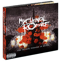 """""""My Chemical Romance"""" My Chemical Romance. The Black Parade Is Dead! (CD + DVD)"""