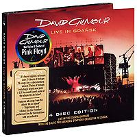 David Gilmour. Live In Gdansk (2 CD + 2 DVD)