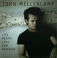 Джон Мелленкамп John Mellencamp. Life Death Love And Freedom (CD + DVD) brand new dvd drive sata cable 821 1247 a for macbook pro 13 3 a1278 2011 2012 922 9770