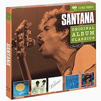 цены Карлос Сантана Santana. Original Album Classics (5 СD)