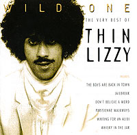 Thin Lizzy Thin Lizzy. Wild One. The Very Best Of Thin Lizzy thin lizzy thin lizzy thin lizzy
