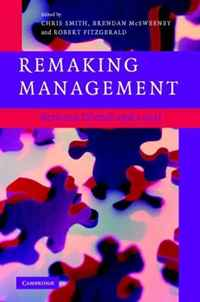 Remaking Management: Between Global and Local barrie axford theories of globalization