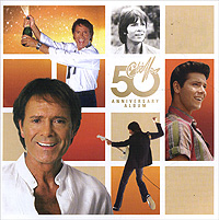 Клифф Ричард Cliff Richard. 50th Anniversary Album (2 CD) цена и фото