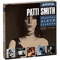 Патти Смит Patti Smith. Original Album Classics (5 CD) патти смит поезд м