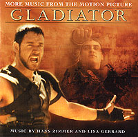 Gladiator. More Music From The Motion Picture (ECD) southpaw original motion picture soundtrack music by james horner