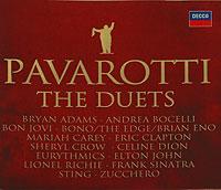 Лучано Паваротти Luciano Pavarotti. The Duets luciano pavarotti forever