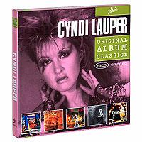 Синди Лаупер Cyndi Lauper. Original Album Classics (5 CD) цена и фото