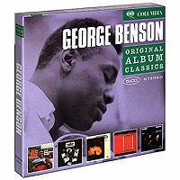 Джордж Бенсон George Benson. Original Album Classics (5 CD) джордж бенсон george benson the greatest hits of all