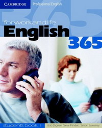 English365: Student's Book 1: For Work and Life цены