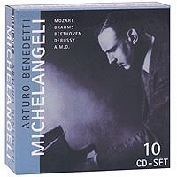 Arturo Benedetti Michelangeli. Vol. 2 (10 CD)