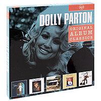 Долли Партон Dolly Parton. Original Album Classics (5 CD) долли партон линда ронстадт эммилу харрис dolly parton linda ronstadt emmylou harris trio