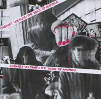 Cabaret Voltaire Cabaret Voltaire. The Voice Of America cabaret voltaire cabaret voltaire the covenant the sword and the arm of the lord lp