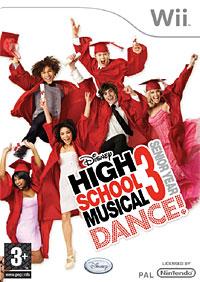 High School Musical 3: Senior Year Dance! (Wii)