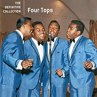 The Four Tops Four Tops. The Definitive Collection. Motown 50th Anniversary four tops bournemouth