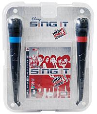Sing It: High School Musical 3: Senior Year (+ 2 микрофона) (PS3)