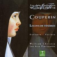 William Christie. Couperin. Lecons De Tenebres christie l2k1500