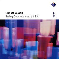 Brodsky Quartet Brodsky Quartet. Shostakovich. String Quartets Nos. 7, 8 & 9 серьги by song quartet 3022