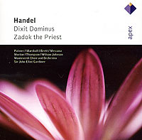 Sir John Eliot Gardiner. Handel. Dixit Dominus / Zadok The Priest цена в Москве и Питере