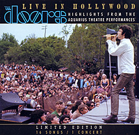 The Doors The Doors. Live In Hollywood. Limited Edition the doors the doors live in boston 1970 3 cd
