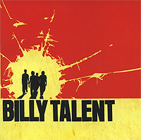 Билли Тэлент Billy Talent. Billy Talent (ECD)