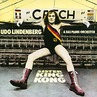 Фото - Удо Линдерберг,Panikorchester Udo Lindenberg & Das Panik-Orchester. Sister King Kong panik panik panik