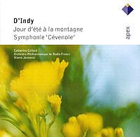 Catherine Collard, Marek Janowski. D'Indy. Jour D'Ete A La Montagne / Symphonie Cevenole marek ударные тарелки marek
