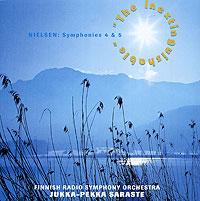 Jukka-Pekka Saraste. Nielsen. Symphonies 4 & 5 gronow jukka zhuravlev sergey fashion meets socialism
