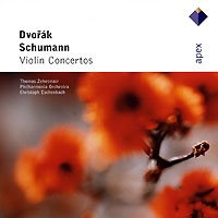 Томас Зехетмейр,Philarmonia Orchestra Dvorak / Schumann. Violin Concertos