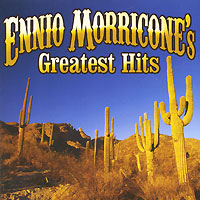 Ennio Morricone. Ennio Morricone's Greatest Hits (2 CD) ennio morricone we all love