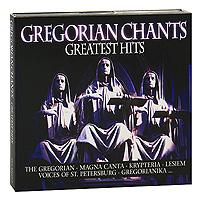 Gregorian Chants. Greatest Hits (2 CD) уитни хьюстон whitney houston the greatest hits 2 cd